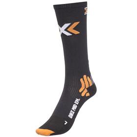 X-Socks Bike Energizer - Calcetines - Mid negro